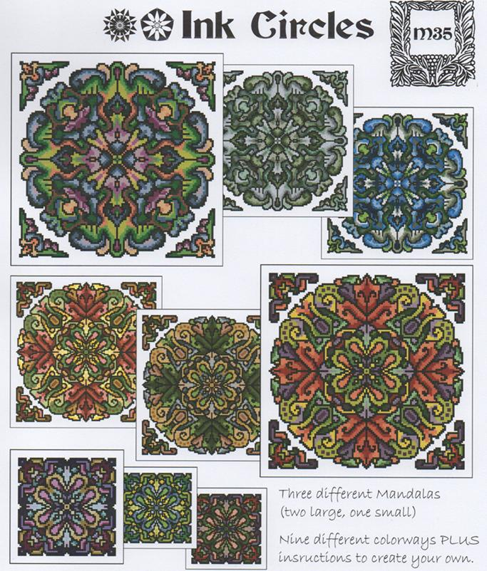 click here to view larger image of RYO Mandala Set 5 (chart)
