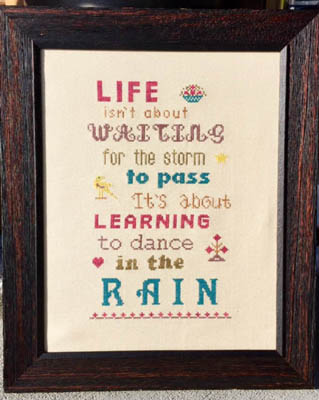 click here to view larger image of Dance In the Rain (chart)