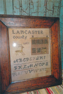 click here to view larger image of Lancaster County (chart)