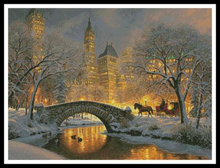 click here to view larger image of Carriage Park  (Mark Keathley) (chart)