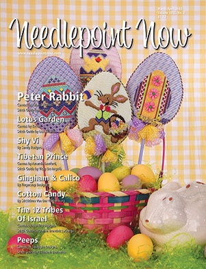 click here to view larger image of Needlepoint Now March/April 2015 (magazines)