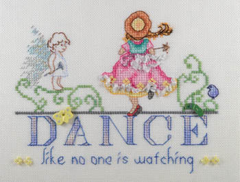 click here to view larger image of Dance Like No One Is Watching (chart)