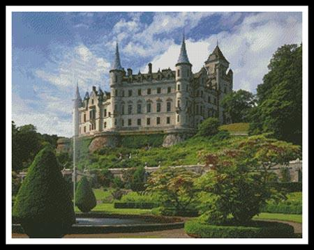 click here to view larger image of Dunrobin Castle (chart)