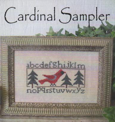 click here to view larger image of Cardinal Sampler (chart)