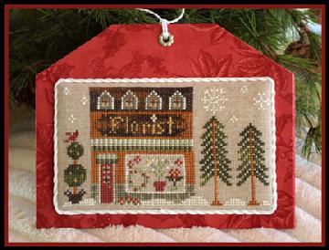 Florist - Hometown Holiday Series - click here for more details about chart