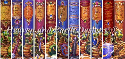 click here to view larger image of Books Of Dreams (chart)