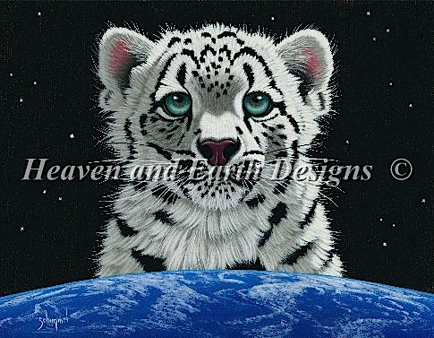 click here to view larger image of Snow Leopards World (chart)