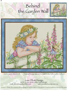 click here to view larger image of Behind The Garden Wall (chart)