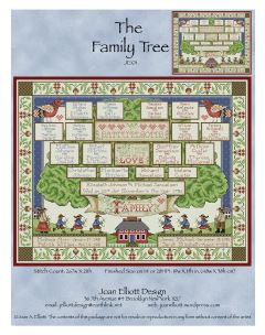 click here to view larger image of Family Tree (chart)
