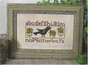 click here to view larger image of Blackbird Sampler (chart)
