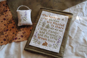 click here to view larger image of Herb Garden Pocketbooks (accessory)