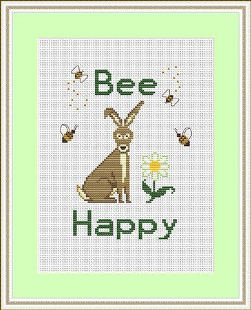 click here to view larger image of Bee Happy Featuring Holmsey - Daisy (chart)