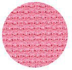 click here to view larger image of Aida 14 Count Tropical Pink 39x50 (Zweigart Aida 14ct)