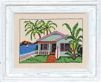 click here to view larger image of Beach Cottage (chart)