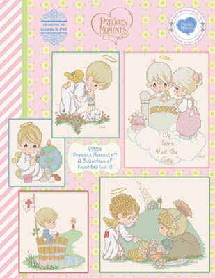 click here to view larger image of Precious Moments Favorites 2 (chart)