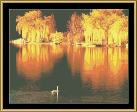 click here to view larger image of Golden Pond (chart)