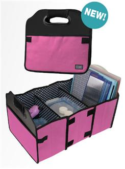 click here to view larger image of Foldaway Trunk Organizer (accessory)
