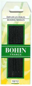 click here to view larger image of Bohin Size 10/12 Long Beading Needles (needles)