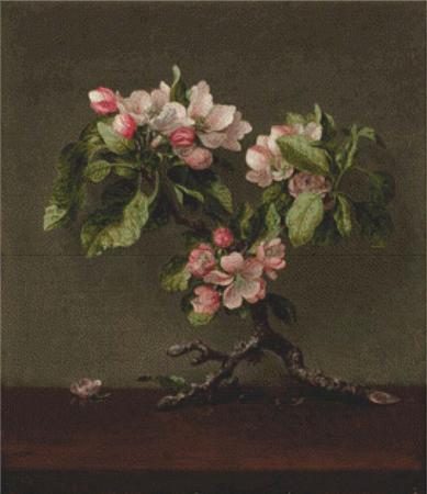 click here to view larger image of Apple Blossoms (chart)