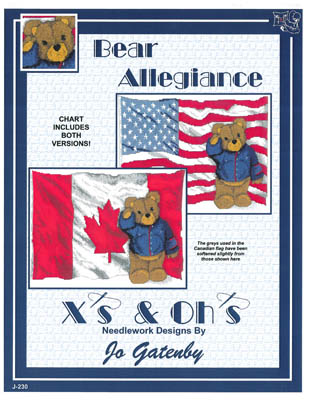 click here to view larger image of Bear Allegiance (chart)