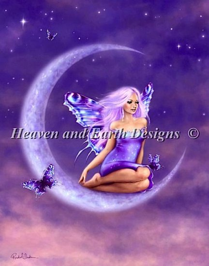 click here to view larger image of Lavender Moon - Anderson (chart)