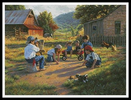click here to view larger image of Art of Being Young  (Mark Keathley) (chart)