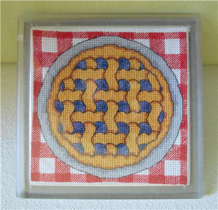 click here to view larger image of Blueberry Pie (chart)