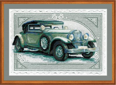 click here to view larger image of Wikov (counted cross stitch kit)