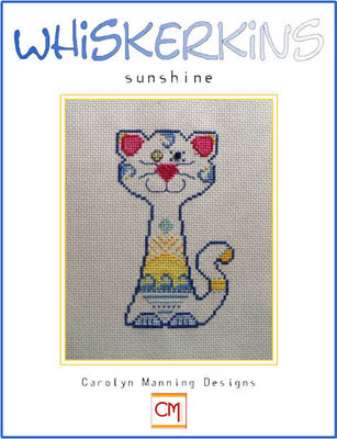 click here to view larger image of Sunshine - June Whiskerkin (chart with charms/buttons)