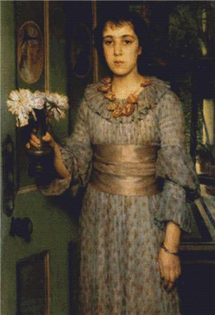 click here to view larger image of Anna Alma-Tadema (chart)