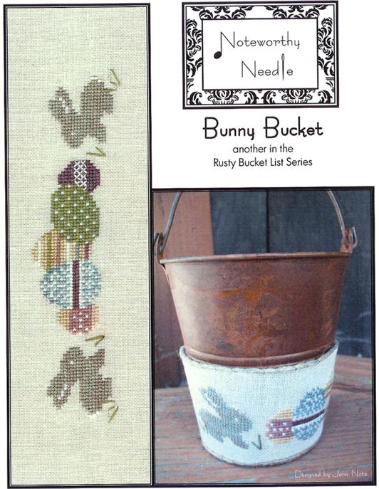 click here to view larger image of Bunny Bucket (chart)
