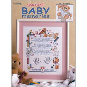 click here to view larger image of Sweet Baby Memories (book)