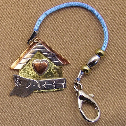 click here to view larger image of Birdhouse Scissor Pal (accessory)