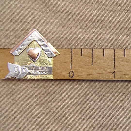 click here to view larger image of Birdhouse - Pattern Keeper (accessory)