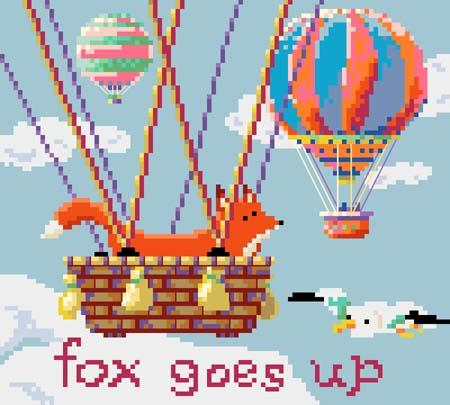click here to view larger image of Fox Goes Up (chart)