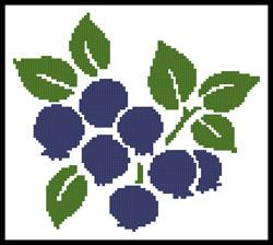 click here to view larger image of Blueberries (chart)