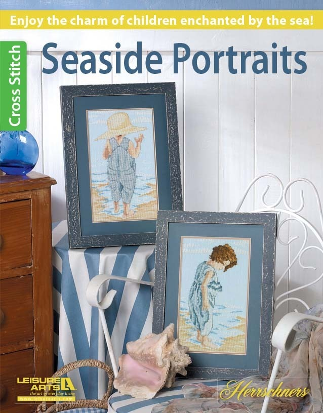 click here to view larger image of Seaside Portraits (chart)