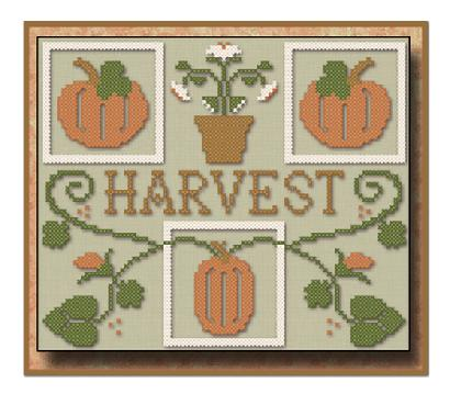 click here to view larger image of Harvest (chart)