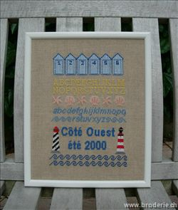 click here to view larger image of Cote Ouest (chart)