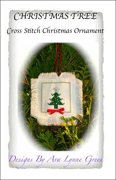 click here to view larger image of Christmas Tree Ornament (chart)