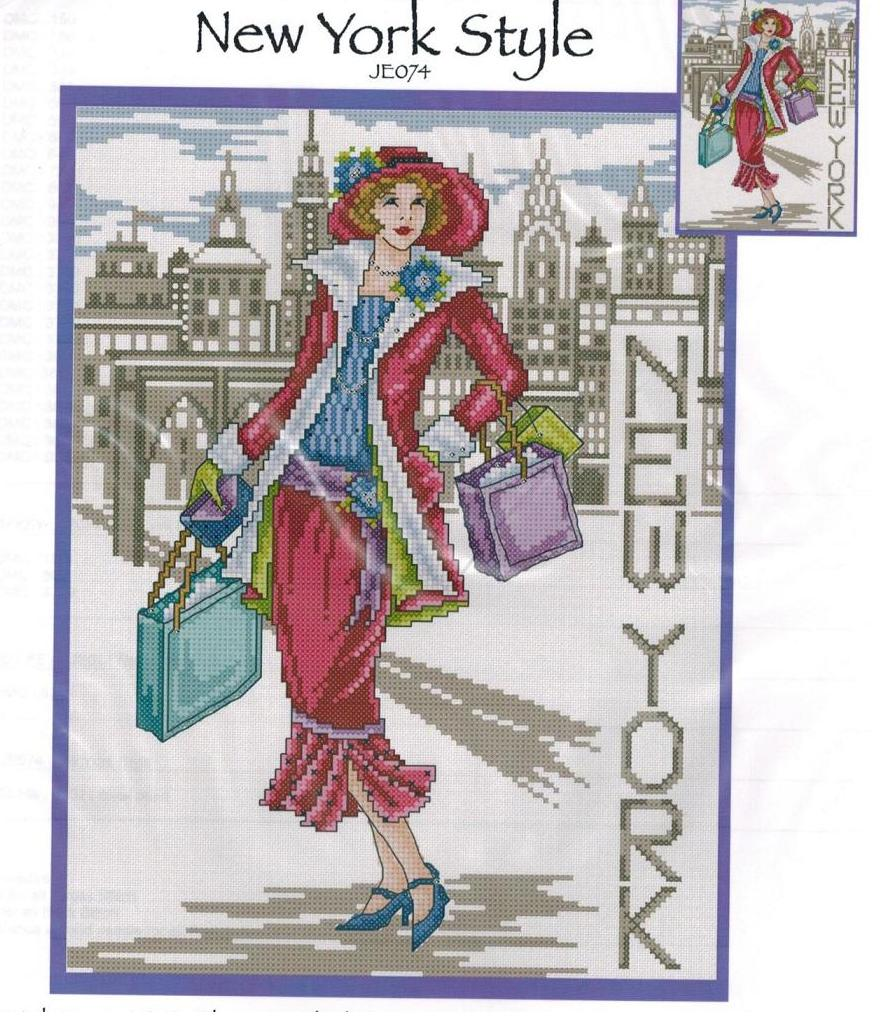 click here to view larger image of New York Style (chart)