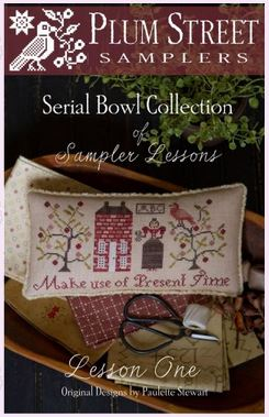 click here to view larger image of Serial Bowl Collection - Lesson Two - Chart Only (chart)