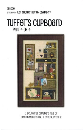 click here to view larger image of Tuffet's Cupboard (Part 4 of 4) (chart)