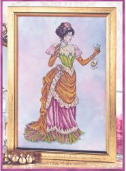click here to view larger image of Victorian Lady (chart)