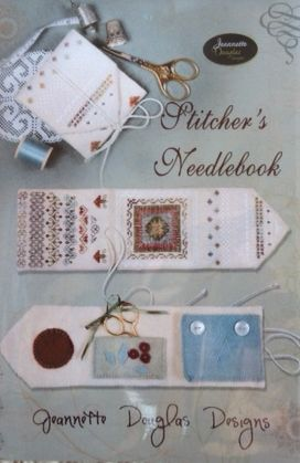 click here to view larger image of Stitchers Needlebook (chart)