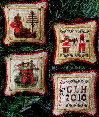 click here to view larger image of Christmas Ornaments Too! (chart)