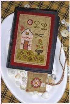 click here to view larger image of Tudor Rose Stitch Book (chart)