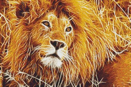 click here to view larger image of Majestic Lion (chart)