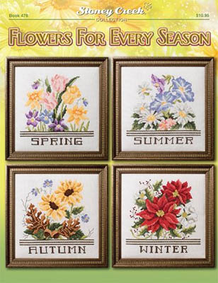 click here to view larger image of Flowers for Every Season (chart (special))