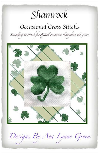 click here to view larger image of Shamrock (chart (special))